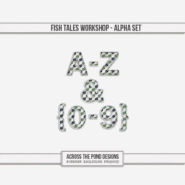 Fish Tales Workshop - Alpha