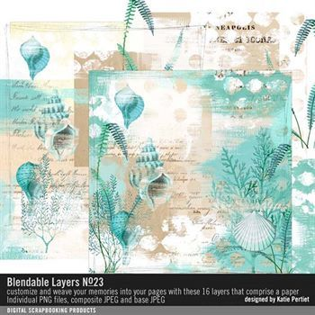 Blendable Layers No. 23