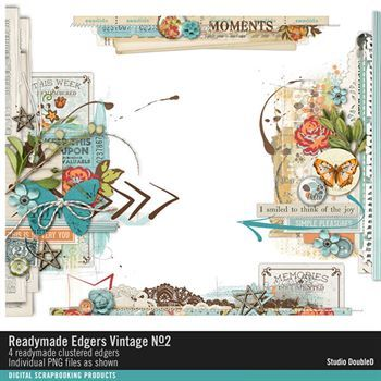 Readymade Edgers Vintage No. 02