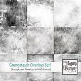 Grungetastic Overlays Set 1