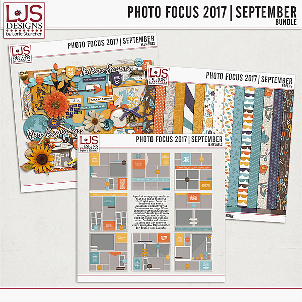 Photo Focus 2017 - September Bundle