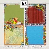 Just Can't Get Enough Garden Time - Discounted Bundle