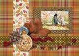 There's No Place Like Fall - Greeting Cards