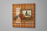 There's No Place Like Fall - Decorative Canvas 1