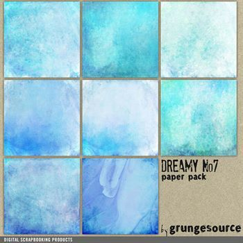 Dreamy Paper Pack No. 07