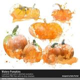 Watery Pumpkins