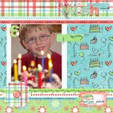 Birthday Blast Paper Pak