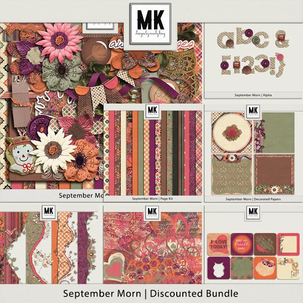 September Morn - Discounted Bundle