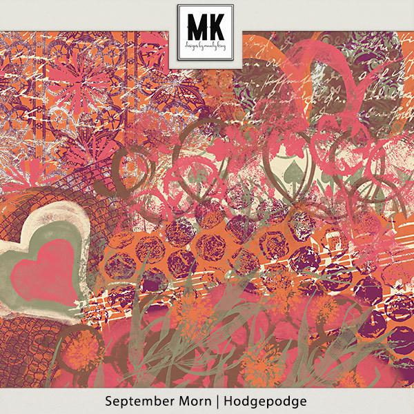 September Morn - Hodgepodge