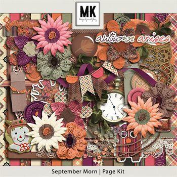 September Morn - Page Kit