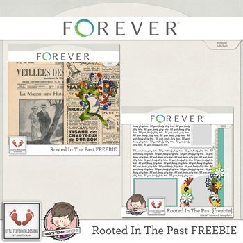 Rooted In The Past Freebie
