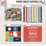 Where Magic Happens - Vol. 3 Bundle