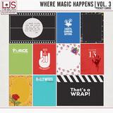 Where Magic Happens - Vol. 3 Pocket Cards