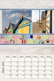 Forever Design Maps 12x18 Calendar 2018