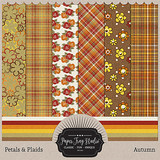 Petals & Plaids - Autumn