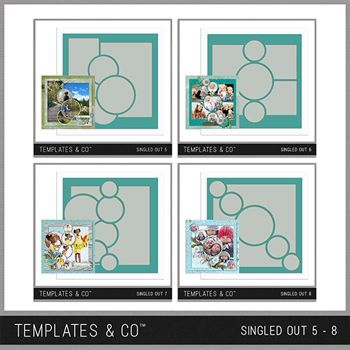 Singled Out 5-8 Bundle