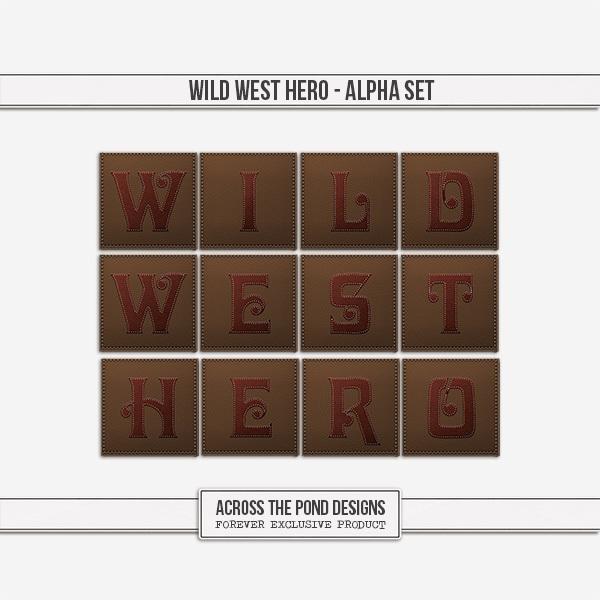 Wild West Hero - Alpha