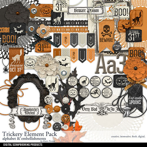 Trickery Element Pack