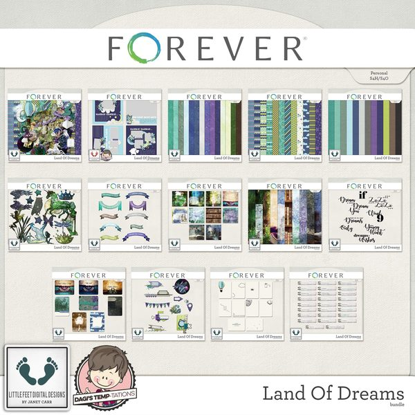 Land Of Dreams Bundle