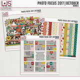 Photo Focus 2017 - October Bundle