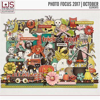 Photo Focus 2017 - October Elements