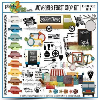 Moveable Feast Crop Kit