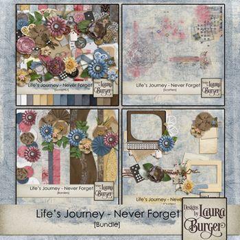 Life's Journey - Never Forget Bundle