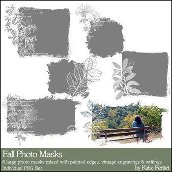Fall Photo Masks