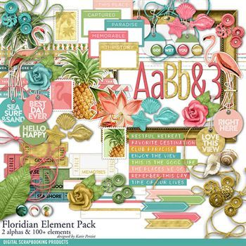 Floridian Element Pack