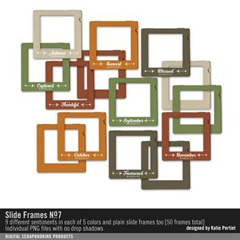 Slide Frames No. 07
