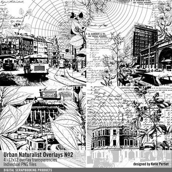 Urban Naturalist Overlays No. 02