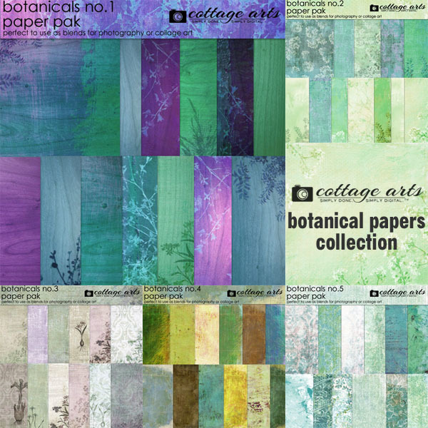 Botanical Papers Collection