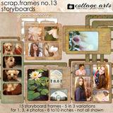 Scrap.Frames Collection 1