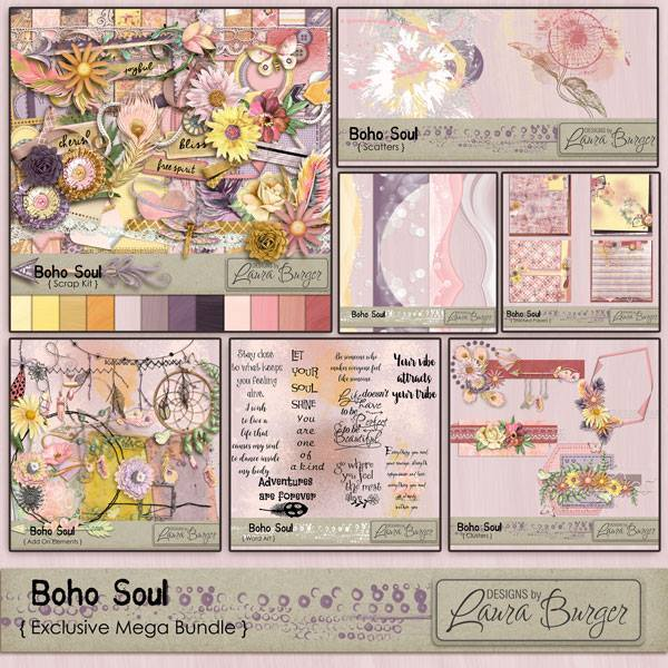 Boho Soul Exclusive Mega Bundle