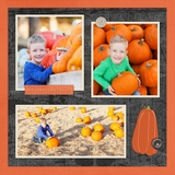 Our Little Pumpkin Pages