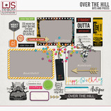 Over The Hill - Bits And Pieces
