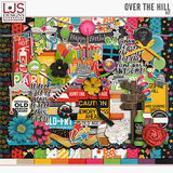 Over The Hill - Kit