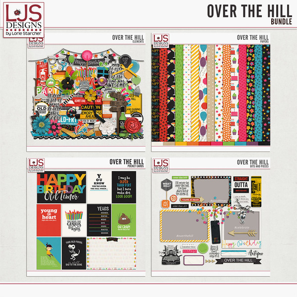 Over The Hill - Bundle