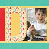 ABC Playful Book Predesigned And Editable