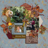 There's No Place Like Fall - Hodgepodge