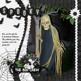 Spooks And Kooks Alpha Set