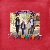 A Family Affair - Ornaments