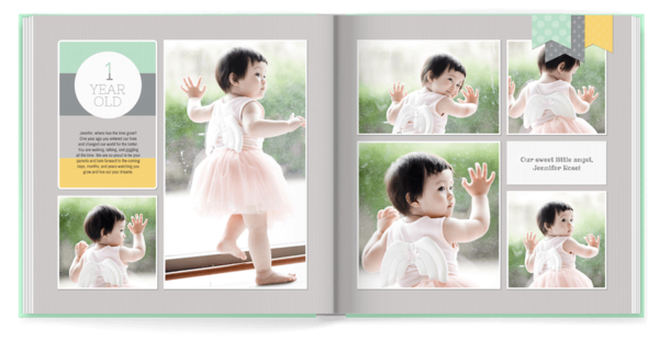 Tiny Blessing Photo Book