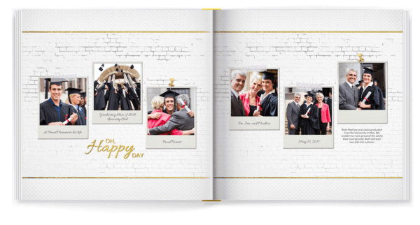 Celebrate Photo Book