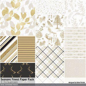 Seasons Finest Paper Pack