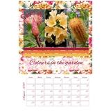 2018 Family Calendar 12x18