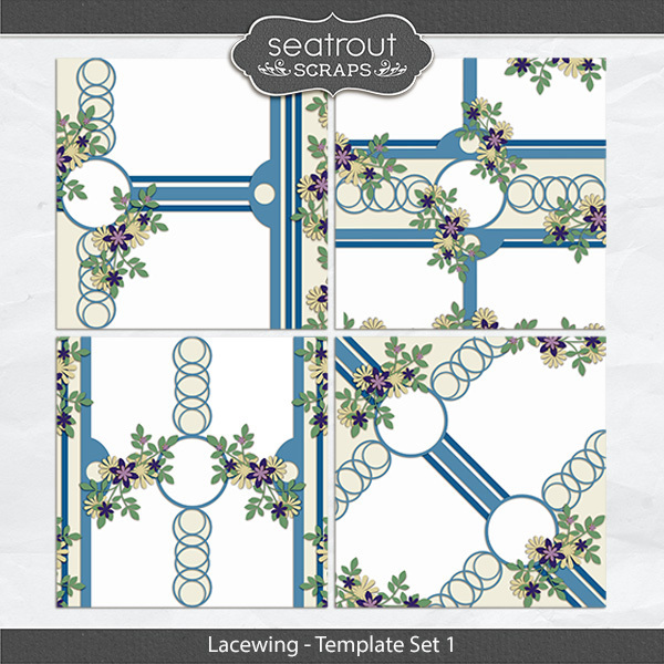 Lacewing Template Set 1