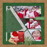 Christmas Singles 6