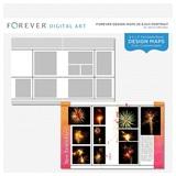 Forever Design Maps 20 8.5x11 Portrait
