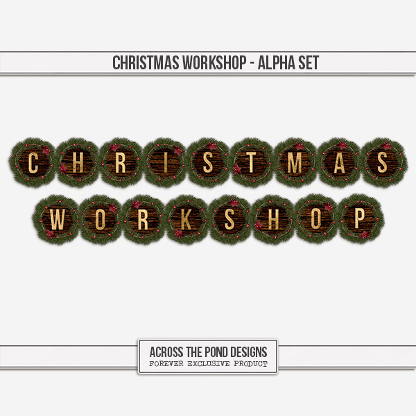 Christmas Workshop - Alpha